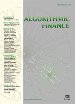 Algorithmic Finance