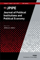 Journal of Political Institutions and Political Economy