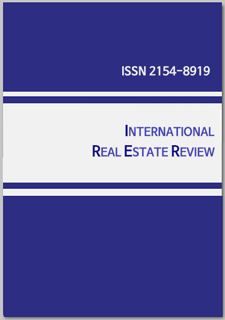 International Real Estate Review