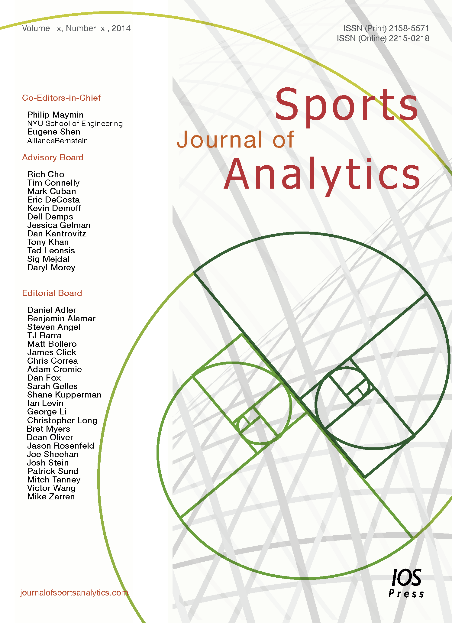 Journal of Sports Analytics