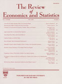 Review of Economics and Statistics
