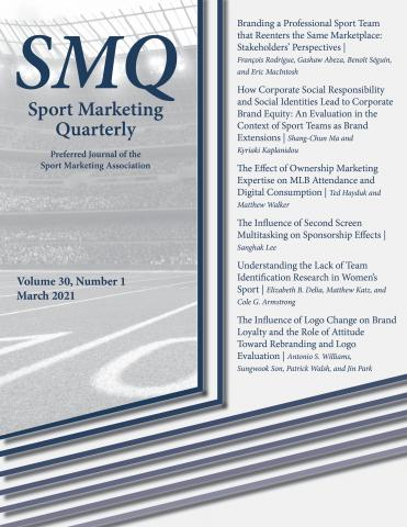 Sport Marketing Quarterly